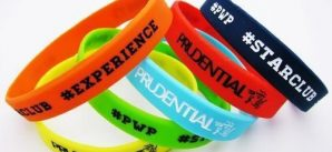 Fashionable Custom Wristbands